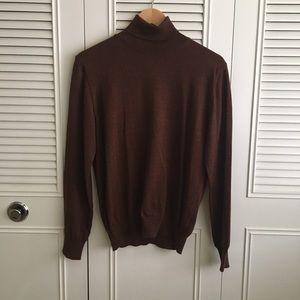 Other - 💥LAST CHANCE wool & silk turtleneck